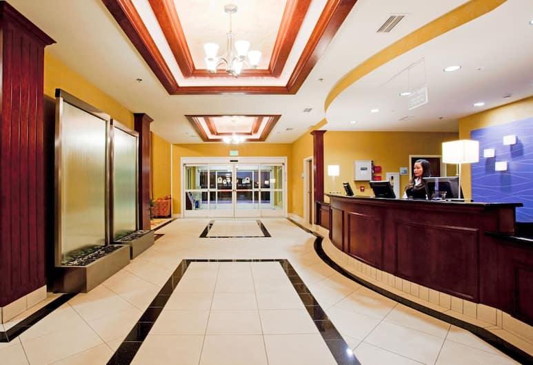 Holiday Inn Express & Suites Reno, Reno, Dış Mekân