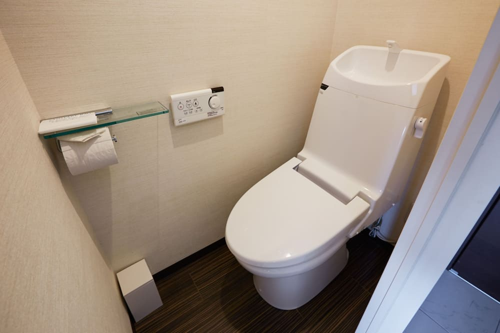 Phòng 2 giường đơn Tiêu chuẩn, Hút thuốc - Phòng tắm