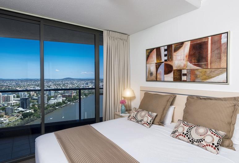 Oaks Brisbane Aurora Suites, Brisbane, Three Bedroom Apartment, Room