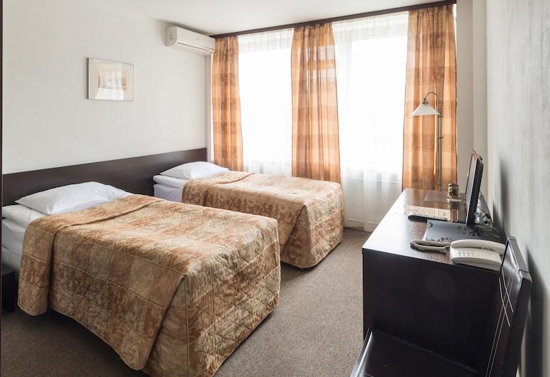 Hotel Ulanskaya, Moscow, Standard Twin Room, Guest Room
