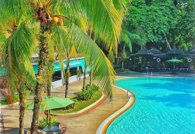 Sabah Hotel Sandakan, Sandakan, Vanjski bazen