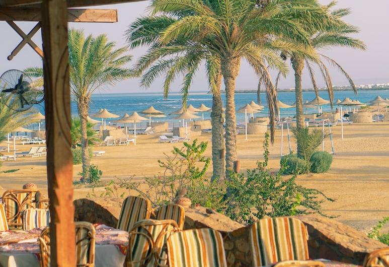 Wadi Lahmy Azur Resort- Soft All-inclusive, Marsa Alam, Outdoor Dining