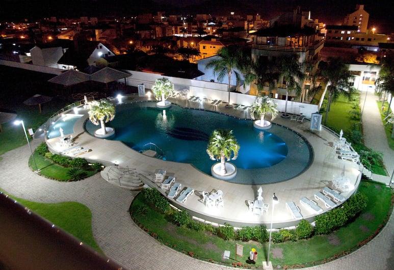 Oceania Park Hotel Spa & Convention Center, Florianopolis, Pool