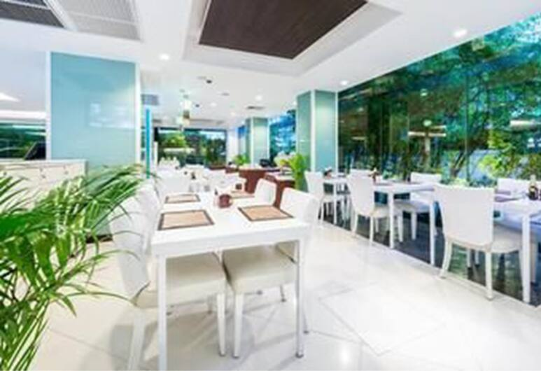 iCheck inn Mayfair Pratunam, Bankokas, Maitinimas
