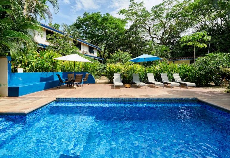 Tamarindo Blue Apartments, Tamarindo, Ulkouima-allas