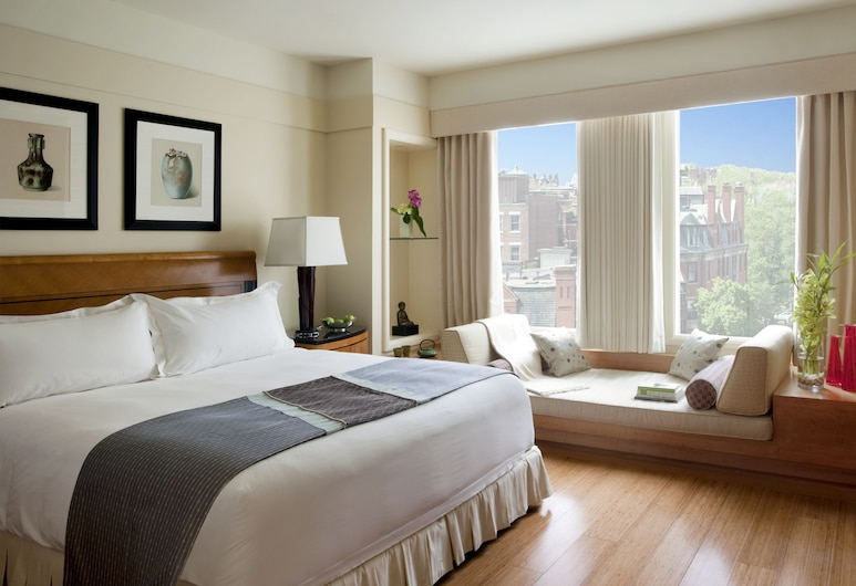 Mandarin Oriental Boston, Boston, Lifestyle, Room, 1 King Bed, Guest Room