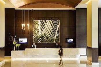 Dubaj — zdjęcie hotelu Novotel Dubai Deira City Centre