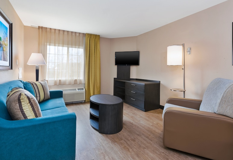 Candlewood Suites Rocky Mount, an IHG Hotel, Rocky Mount, Suite, 1 chambre, non-fumeurs (1 King Bd), Chambre