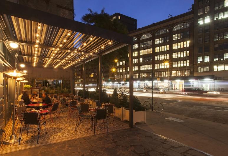 The Standard East Village, New York, Hotel Bar