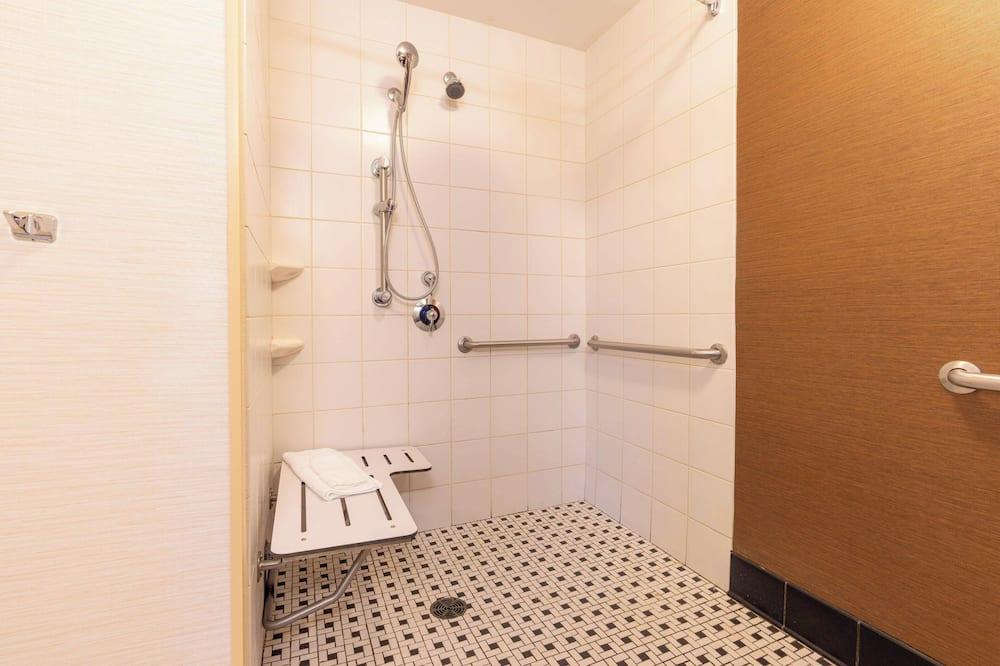 Kamer, 1 kingsize bed, niet-roken - Badkamer