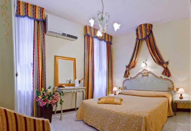 Hotel Henry, Venezia, Camera doppia, 1 letto matrimoniale, Camera