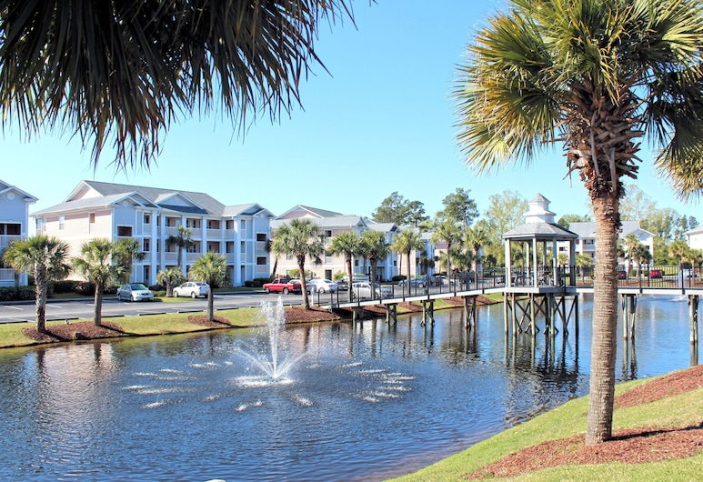 River Oaks by Palmetto Vacations, מירטל ביץ', דירה, 2 חדרי שינה, נוף לאגם