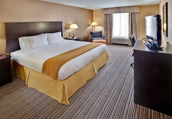 Φωτογραφία του Holiday Inn Express Hotel & Suites Council Bluffs - Conv Ctr, Council Bluffs