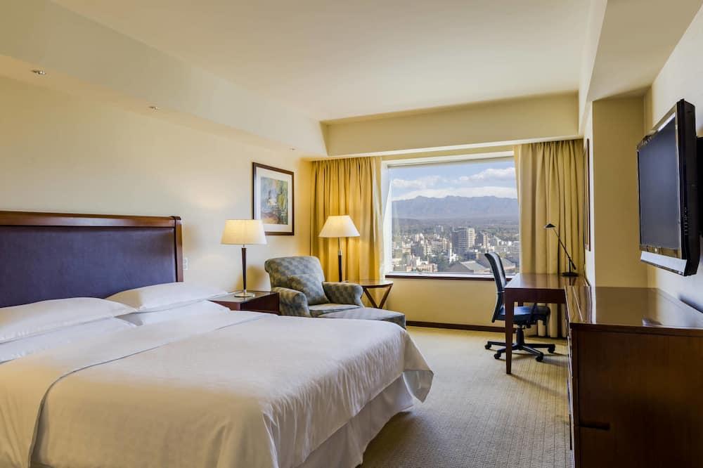 Quarto, 1 cama king-size, Não-fumadores - Vista para a Cidade