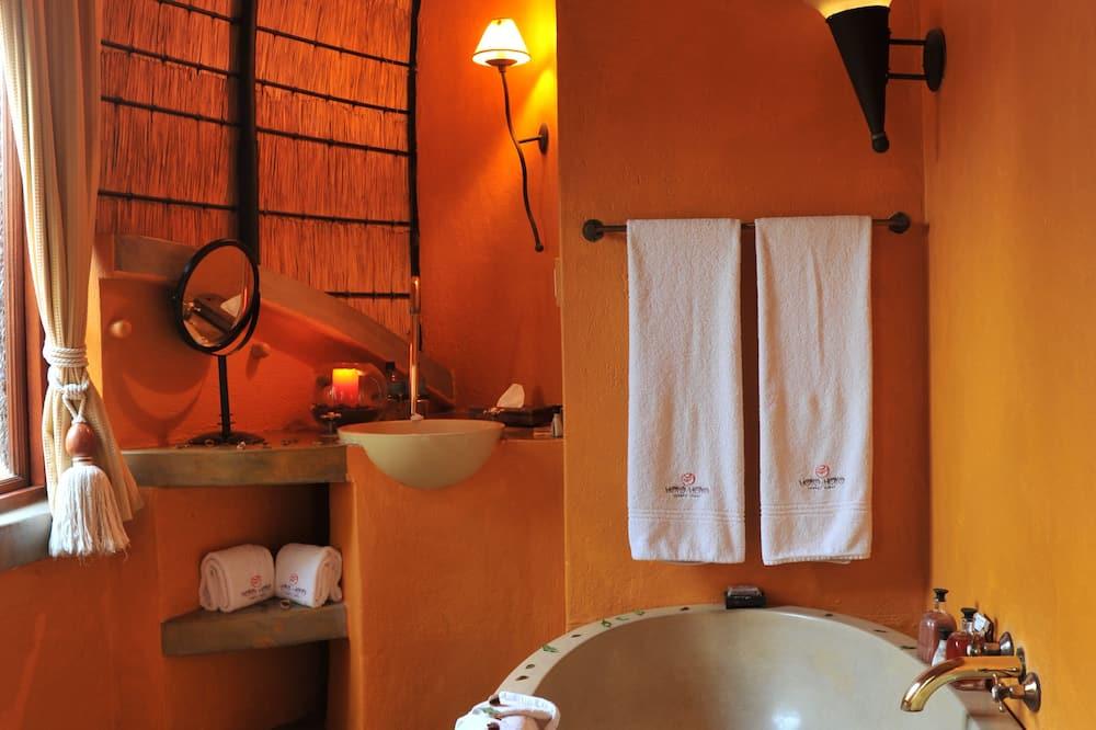 סוויטה, מיטה זוגית - אמבט