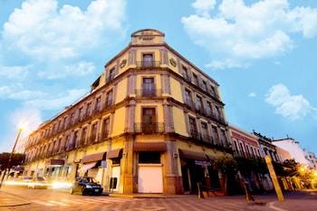 Foto del Hotel Frances en Guadalajara