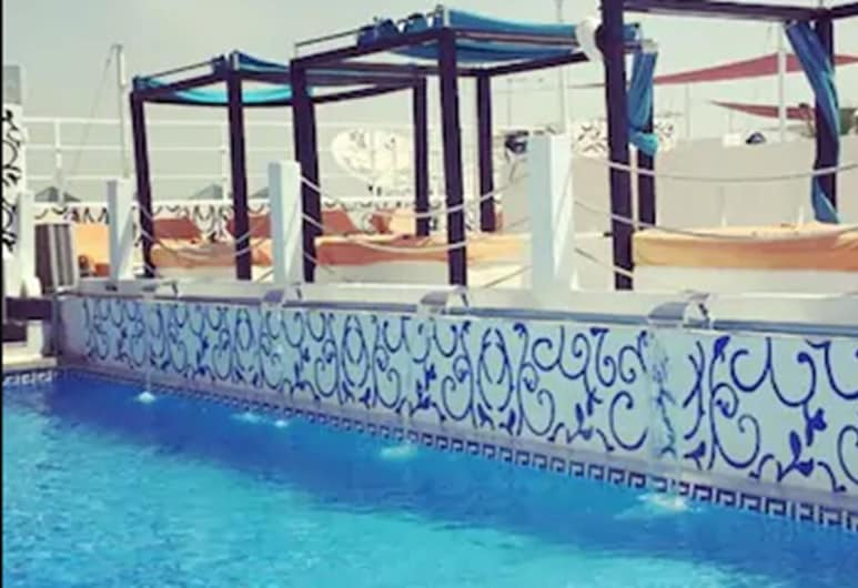 烏斯懷亞酒店及俱樂部, 馬拉喀什, 泳池