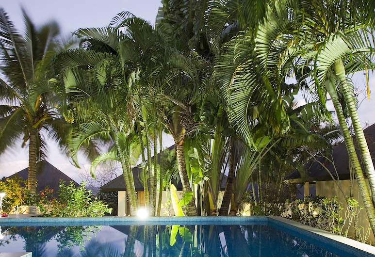 Mangoes Resort, Port Vila, Vonkajší bazén