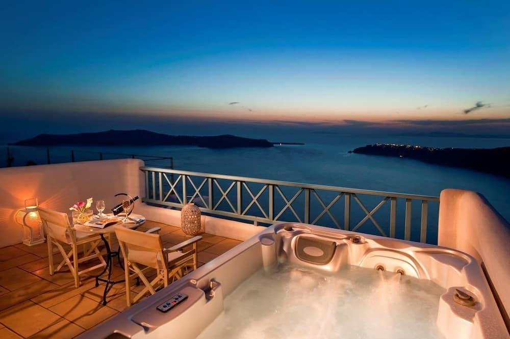 Honeymoon-Suite - Zimmer
