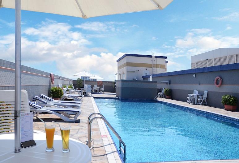 Rose Garden Hotel Apartments Barsha, Dubai, Outdoor Pool