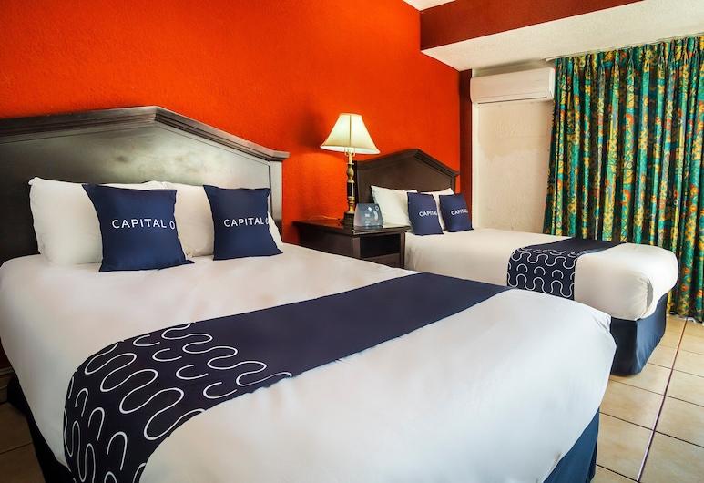 Costa Ensenada, Ensenada, Standard Room, 2 Double Beds, Ocean View, Guest Room View