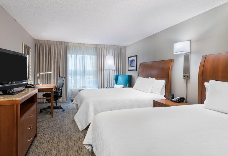 Hilton Garden Inn Tampa Airport Westshore, Tampa, Aqua View, Guest Room