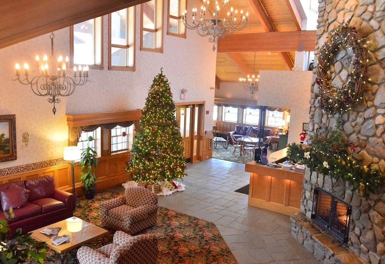The Inn At Holiday Valley, Ellicottville, Lobi