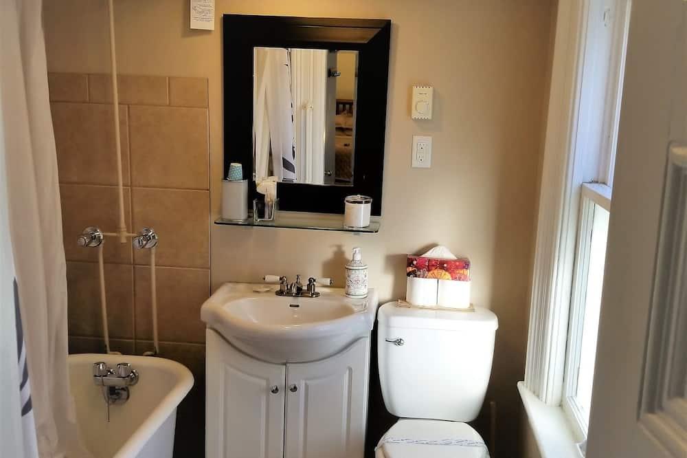 Habitación económica, 1 cama doble - Baño