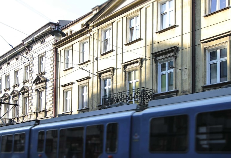 Kadetus Hostel, Krakow, Hotel Front