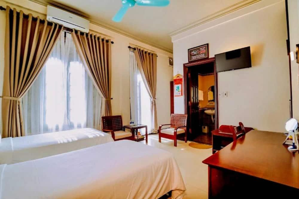 Chambre Deluxe Double ou avec lits jumeaux - Vue sur la ville