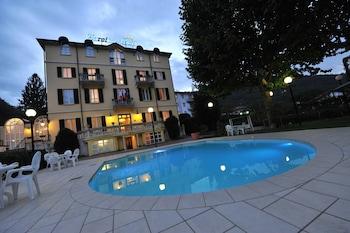 Hình ảnh Hotel Caroline tại Brusimpiano