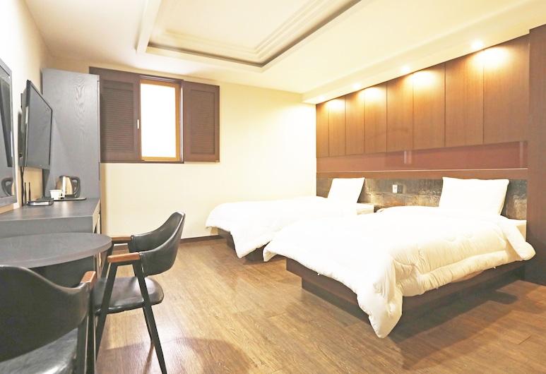仁川機場六月飯店, 仁川, 標準雙床房, 客房