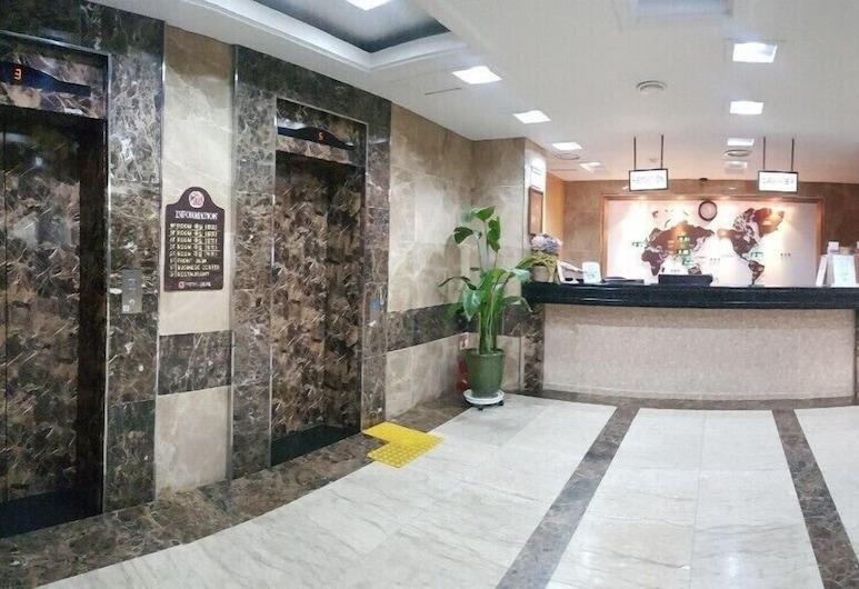 Incheon Airport Hotel June, Incheon