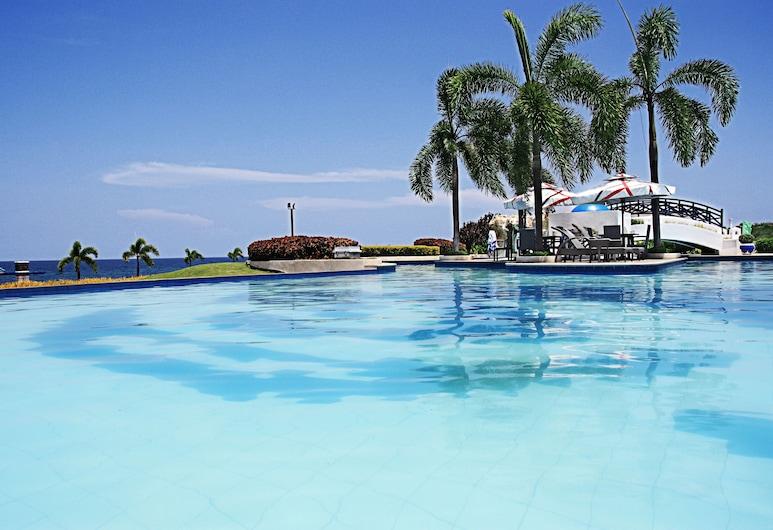 Thunderbird Resorts - Poro Point, San Fernando, Utendørsbasseng
