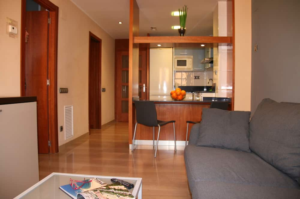 apartman, 1 hálószobával (2 pax) - Nappali