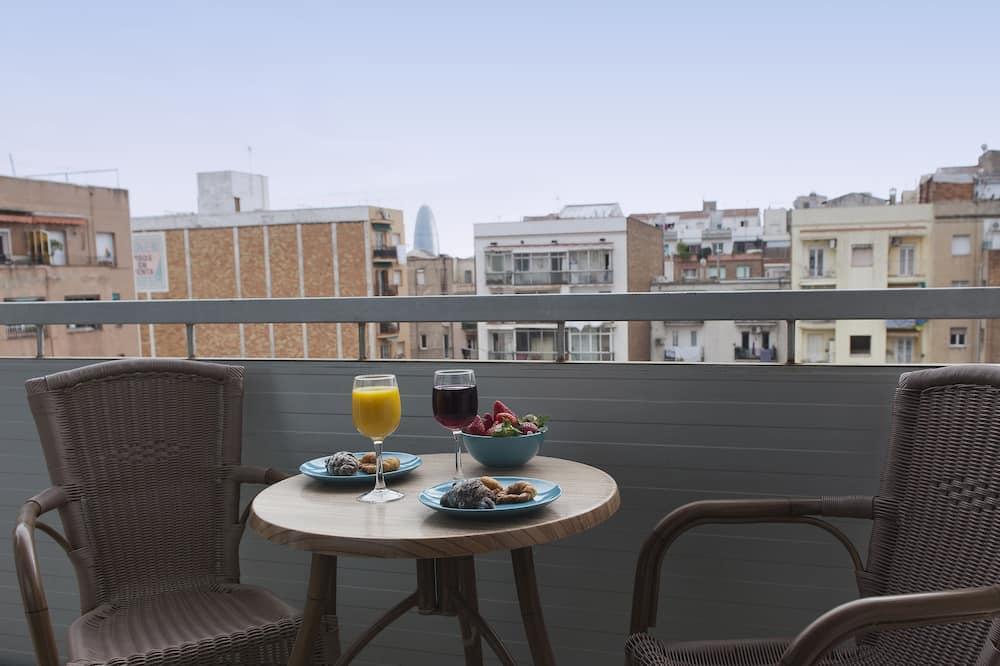 Apartment, 2 Bedrooms, Balcony (1 bathroom) - Balcony