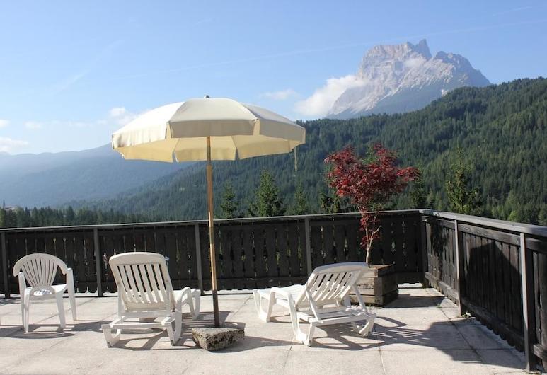 Hotel Cima Belprà, San Vito di Cadore, Terrace/Patio