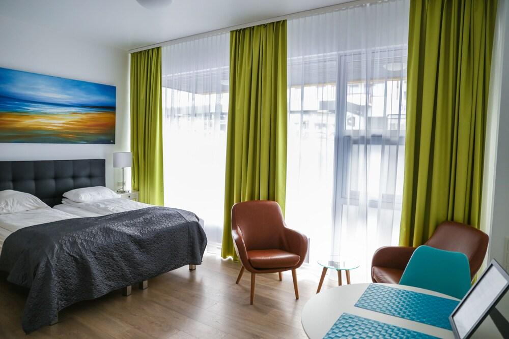 冰島舒適公寓酒店, 科帕佛加