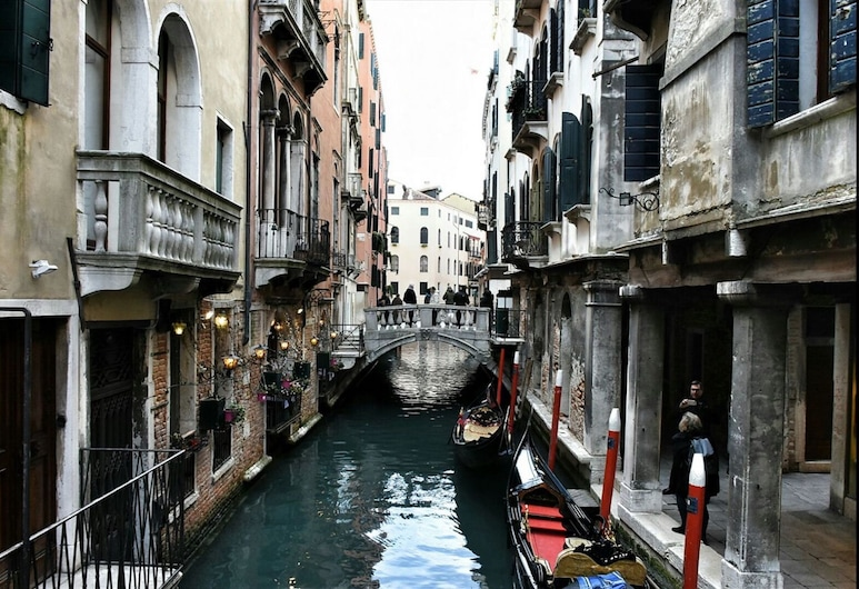 호텔 알 가제티노, 베네치아