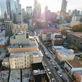 客房, 1 張加大雙人床, 非吸煙房, 露台 (Manhattan View) - 城市景觀