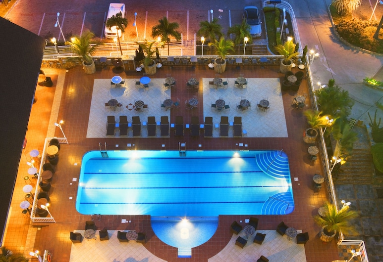 Holiday Inn Accra Airport, Accra, Pool