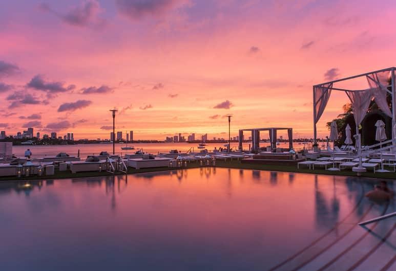 Mondrian South Beach, Miami Beach, Bahagian Luar