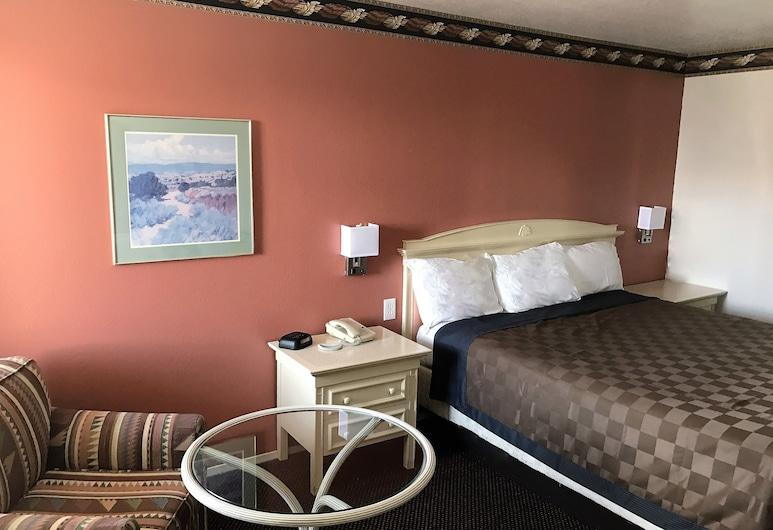 Highland Inn, Las Vegas, Rum - 1 kingsize-säng, Gästrum