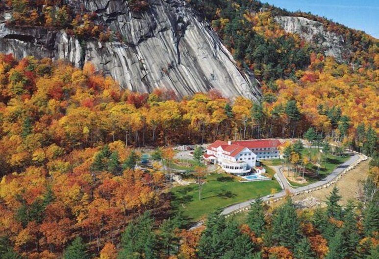The White Mountain Hotel & Resort, North Conway, Aerial View
