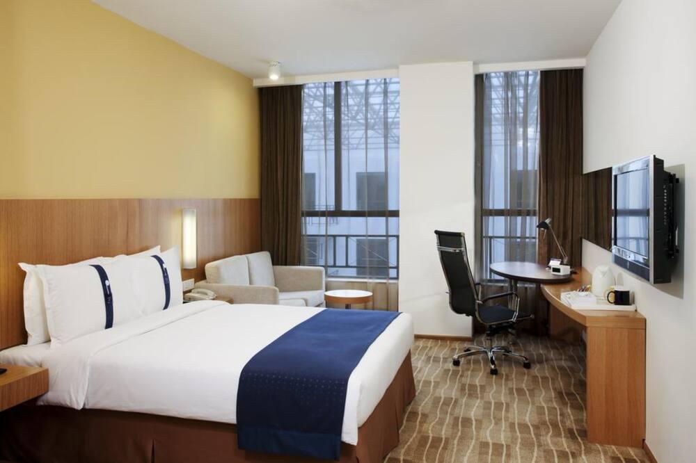 Quarto Standard, 1 cama queen-size - Sala de Estar
