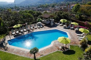 Gambar Hotel Posada Del Tepozteco di Tepoztlan