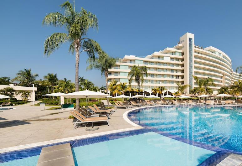 Palacio Mundo Imperial All Inclusive Hotel, Acapulco, Pool