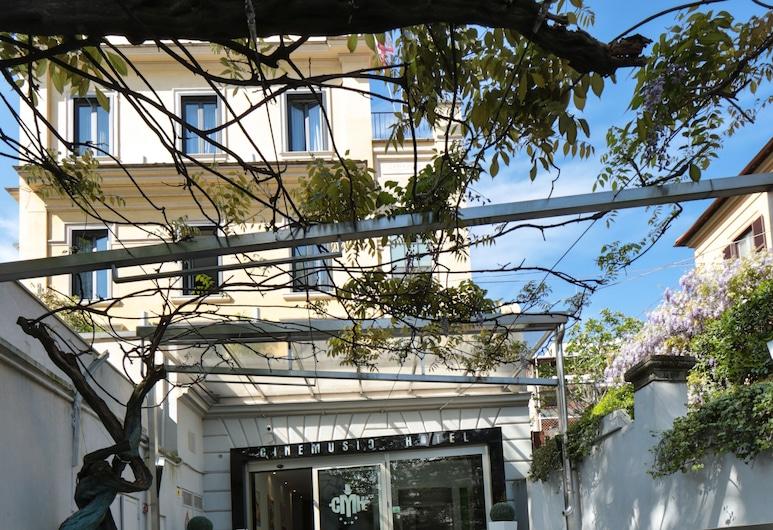 Best Western Cinemusic Hotel, Rome, Terrein van accommodatie