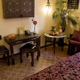 Superior dubbelrum eller tvåbäddsrum - Vardagsrum