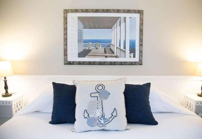 Allen Harbor Breeze Inn & Gardens, Pelabuhan Harwich, Standard Room, 1 Katil Ratu (Queen), Ruang Tamu